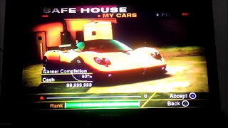 Cheat/Game Shark NFS Undercover PS2 SLES_553.52