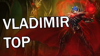 League of Legends - Vladimir Top - Full Gameplay With Orlando and WelcomeToHeaven