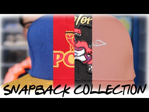 SNAPBACK HAT COLLECTION!!