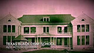 Black Deaf History: Azie Taylor Morton