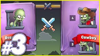 Zombies Bow Master Drunkard Vs Cowboy Game Walkthrough 3 (Android & iOS)