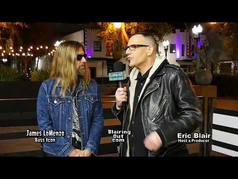 James LoMenzo & Eric Blair Talk Bonzo Bash & John Fogerty 2018