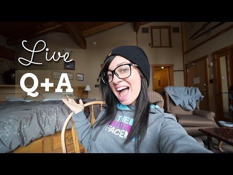 LIVE Travel Chat Q+A - Ask Me Anything!
