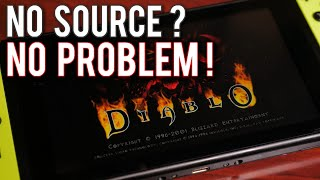 How Diablo was completely Reverse Engineered without Source Code | MVG