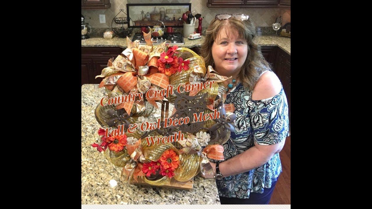 Fall Deco Wreaths