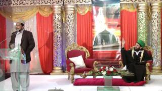 Sunni Conference Oldham, Naat Paak By Syed Sabihuddin Sabih Rehmani 18/2/12