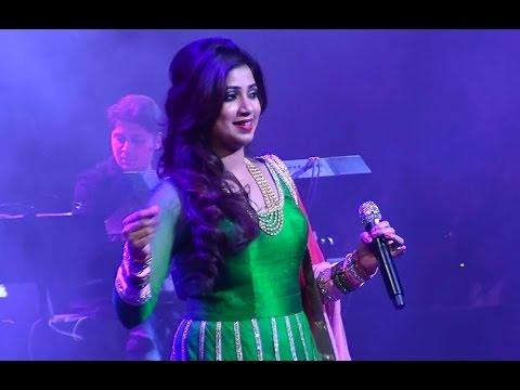 Shreya Ghoshal live Stage Show Hindi Songs