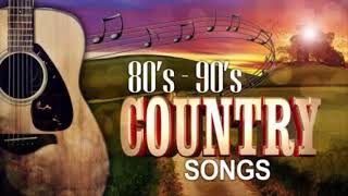 Golden Classic Country Songs Of 80s 90s - Top 100 Country Music Of 1980s 1990s