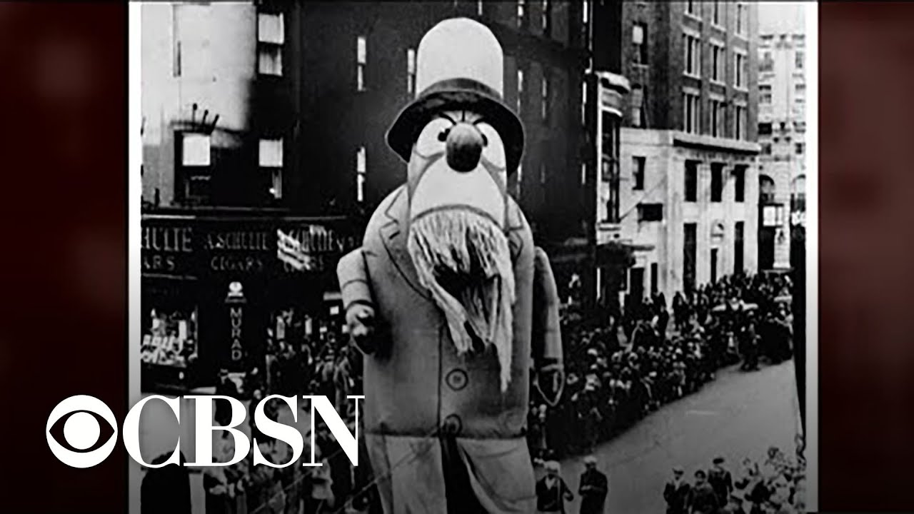 Download Macy's Thanksgiving Day Parade celebrating 95 years