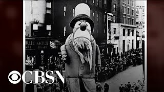 Macy's Thanksgiving Day Parade celebrating 95 years