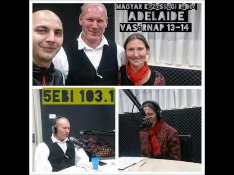 Magyar Közösségi Rádió Adelaide - 20160918 - Kalaris Hubbard Zsuzsanna