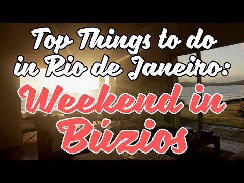 10 Must Things to do in Rio de Janeiro: Weekend Trip to Buzios