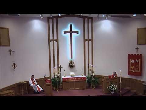 Mt. Calvary Janesville  - Installation Service of Pastor David Bergelin - 11/26/2017