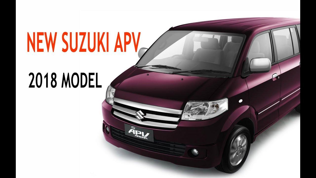 New Suzuki Apv 2018 Price In Pakistan Full Review Youtube