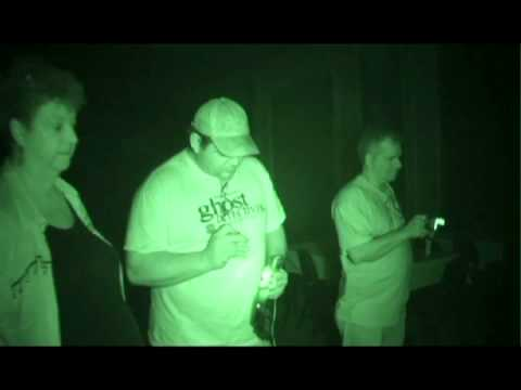 Ghost Detectives Investigates The Elks Club Mahanoy City, Pa.