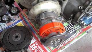Fiat 126p tuning motor