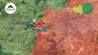 21 февраля 2017. Военная обстановка в Сирии. Гибель российских солдат в Хомсе. Русский перевод.