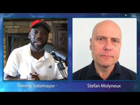 Professional Victim Culture  Tommy Sotomayor and Stefan Molyneux Go 1on1