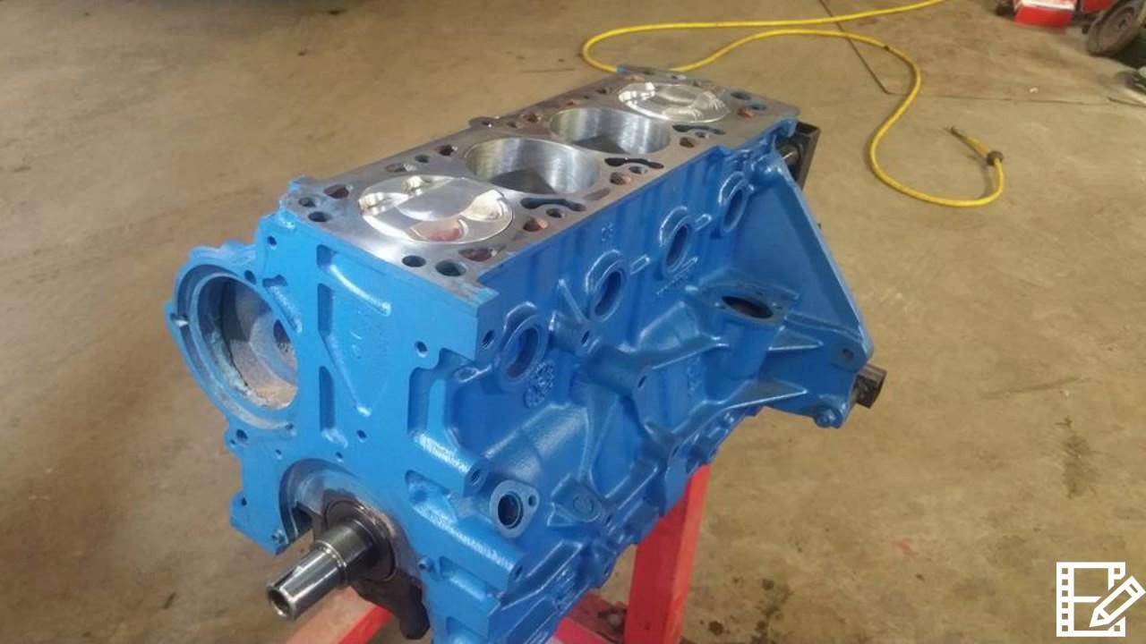 C20xe Rally Spec Engine build