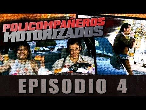 Policompañeros Motorizados 04 - Pirañas!