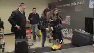BTL Welcome Chile - Lanzamiento APP móvil Chile Travel