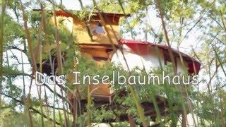Das Inselbaumhaus - Kulturinsel Einsiedel