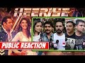 Public Reaction Of Heeriye Song Race 3 | Honest Review | Funny | Fans Excitement | Salman Khan