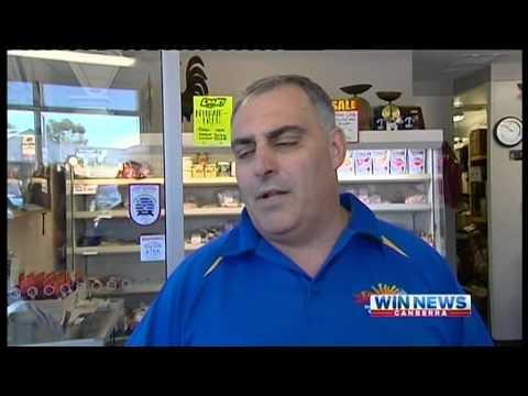 A Belconnen Markets Christmas: Win News Canberra 19/12/2013