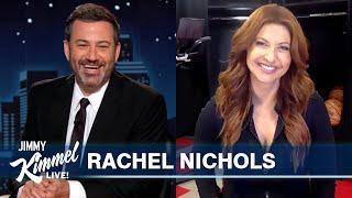 ESPN's Rachel Nichols on NBA Bubble & Jimmy Butler's $20 Coffee