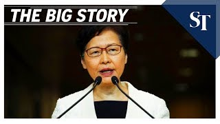 THE BIG STORY: Hong Kong's future after extradition bill withdrawn | The Straits Times