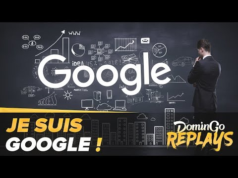 Je suis Google ! (Start Up Company)