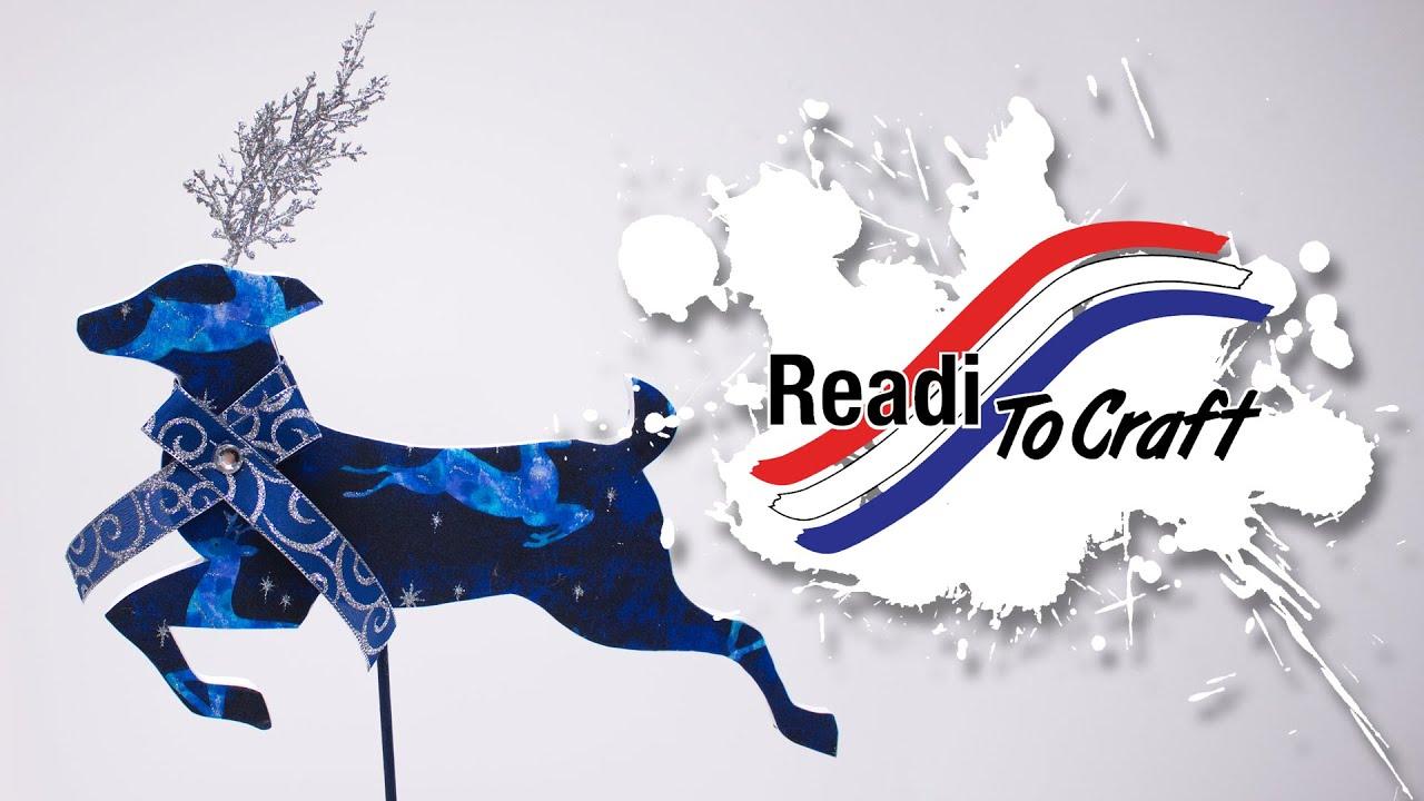 Readi to Craft: Readi Reindeer