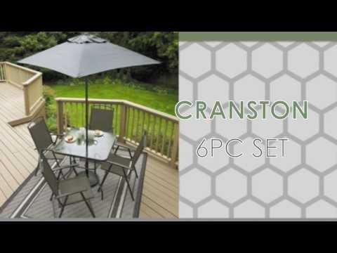 Walmart Canada Cranston Square Dining Table