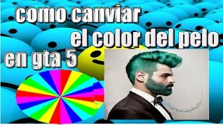 COMO CANVIARSE DE COLOR DE PELO GRATIS