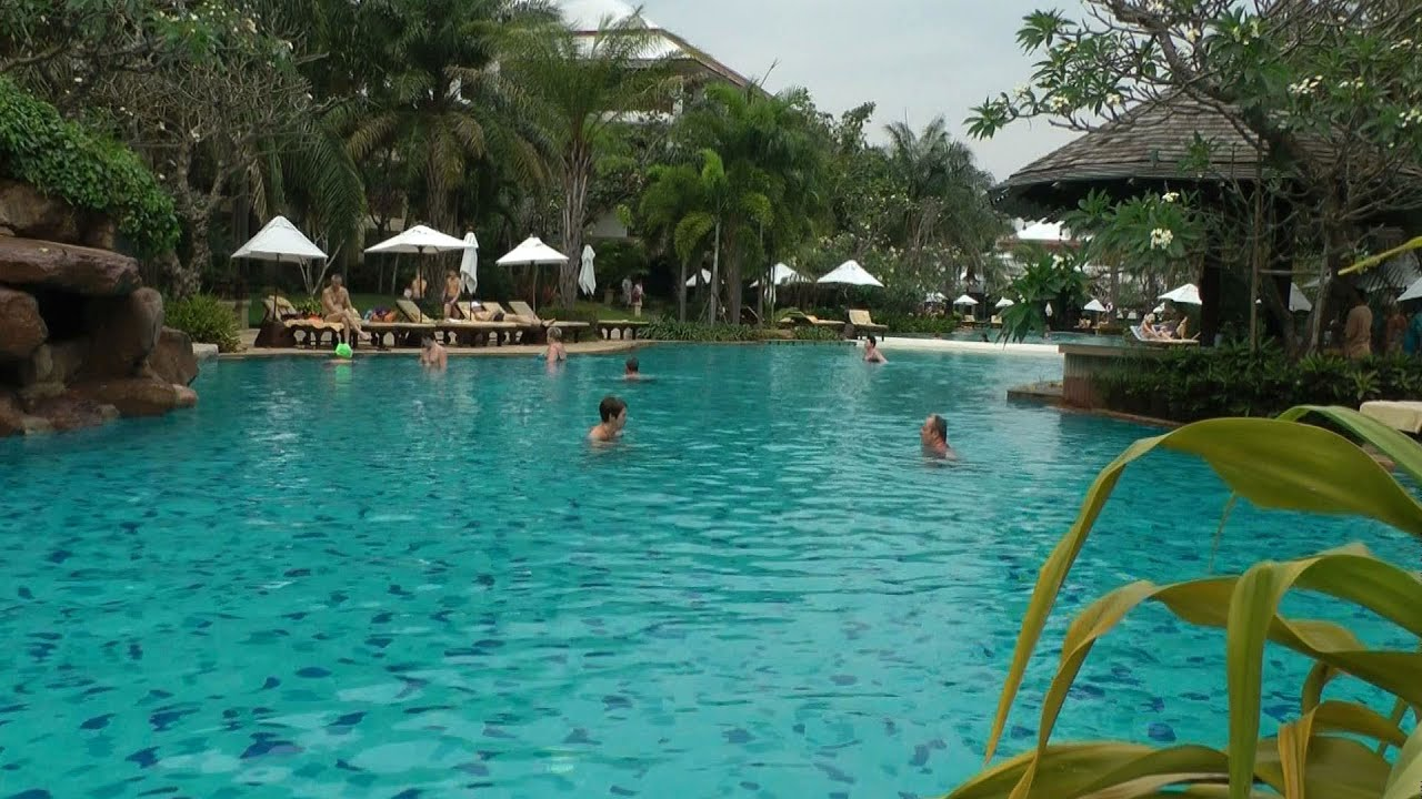Southeast Asia Thailand Pattaya Ravindra Beach Resort Spa