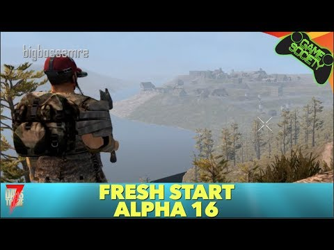 7 Days To Die | Alpha 16 Fresh Start (E176)