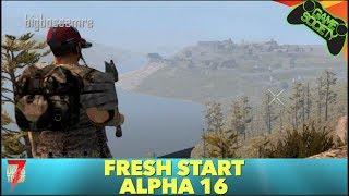 7D2D | Alpha 16 Fresh Start (E176)