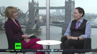 Keiser Report: Margret Thatcher? Anti-Christ! (E591)