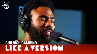 Childish Gambino - Sober (live on triple j)