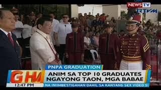 BT: P/Insp. Jervis Allen Ramos na top 1 ng graduating class,tumanggap ng parangal pati bahay at lupa