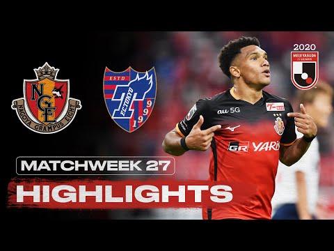 Nagoya Tokyo Goals And Highlights