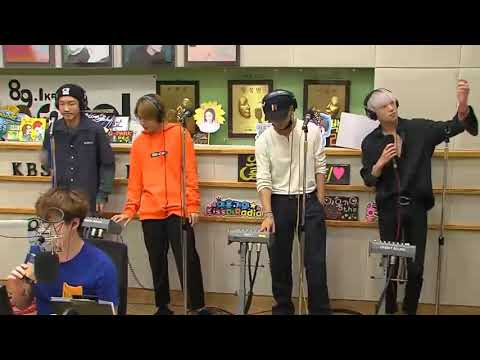 170821 WINNER - LOVE ME LOVE ME at KBS Hongkira