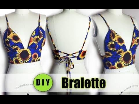 Download DIY Bralette (easy)