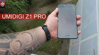 UMIDIGI Z1 PRO - Самый полный обзор