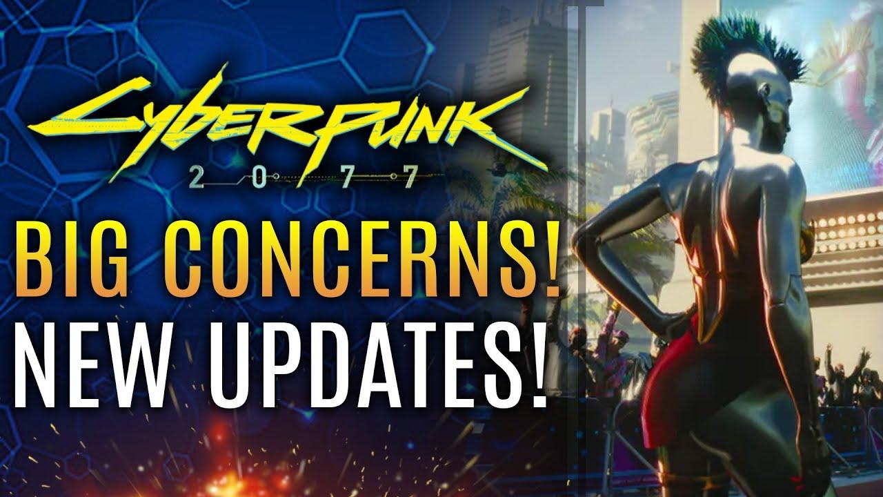 Cyberpunk 2077 - Grandes preocupações: desenvolvimento como hino; CD Projekt Responde! Novas atualizações! + vídeo