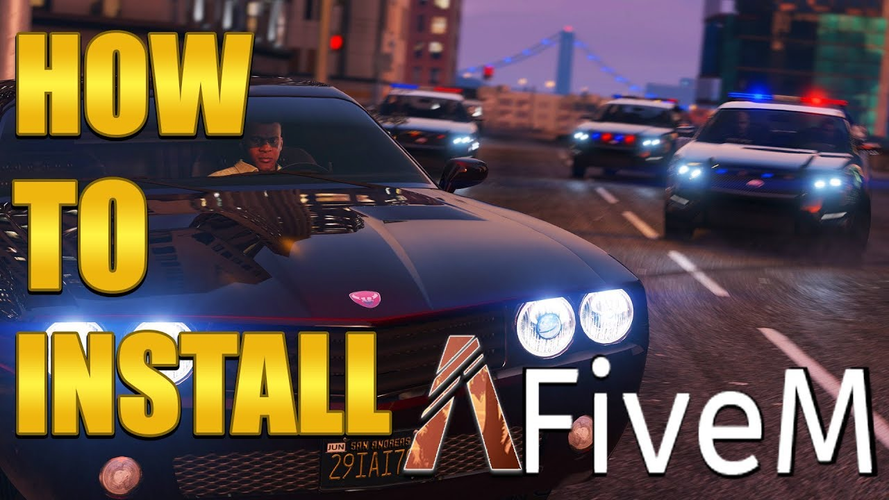 How To Play GTA RP | How To Install FiveM