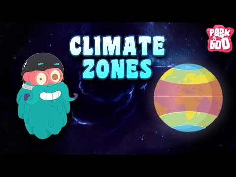 Climate Zones of the Earth - The Dr. Binocs Show | Best Learning Videos For kids | Dr Binocs thumbnail
