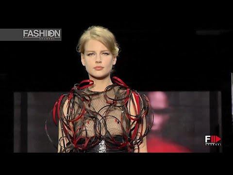GIORGIO ARMANI PRIVÉ Haute Couture Fall 2014 Paris - Fashion Channel