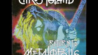 Return to Metalopolis (Chris Poland)
