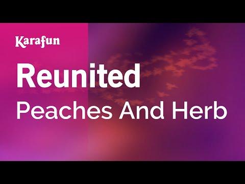 Karaoke Reunited - Peaches And Herb *